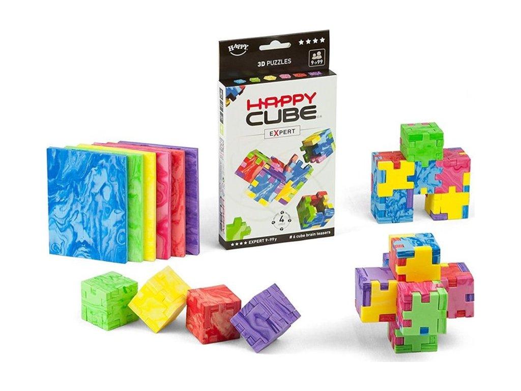 Happy Cube Expert 6 kostek