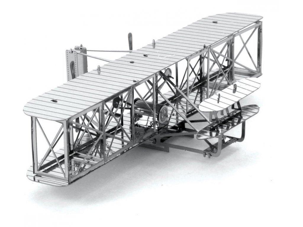 METAL EARTH 3D puzzle Letadlo bratrů Wrightových