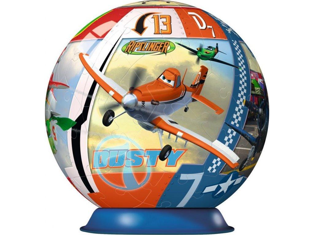 RAVENSBURGER Puzzleball Letadla 72 dílků
