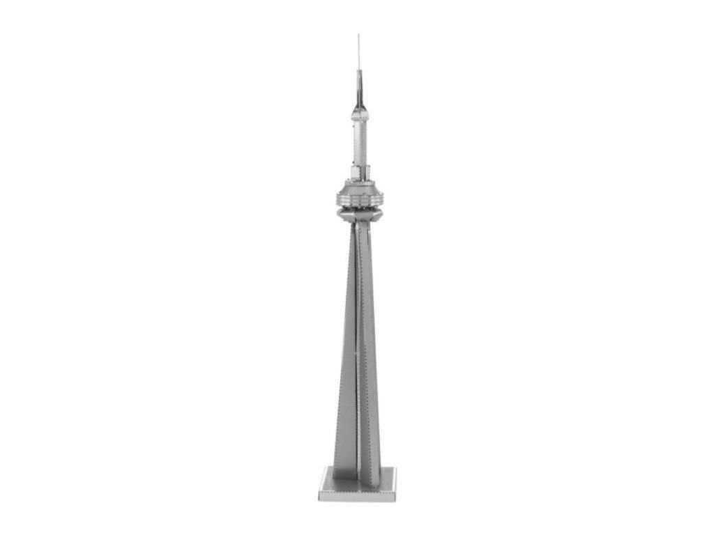 METAL EARTH 3D puzzle CN Tower