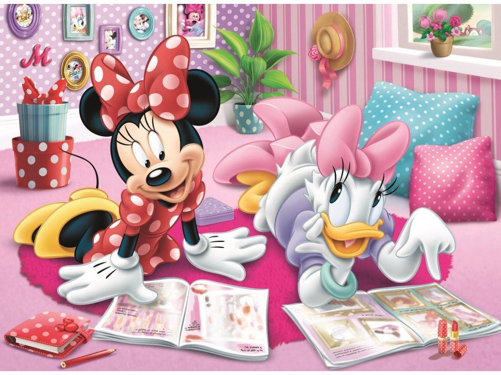TREFL Puzzle Minnie: Nejlepší kamarádky 30 dílků