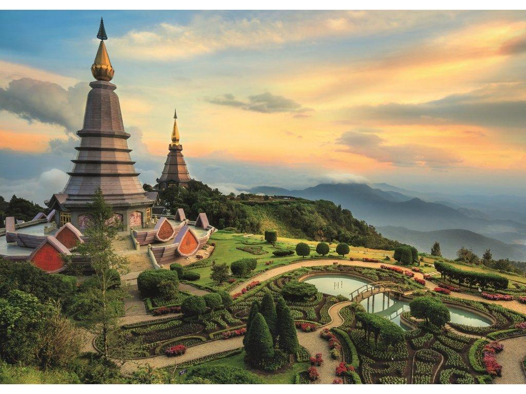 TREFL Puzzle Chiang Mai, Thajsko 2000 dílků
