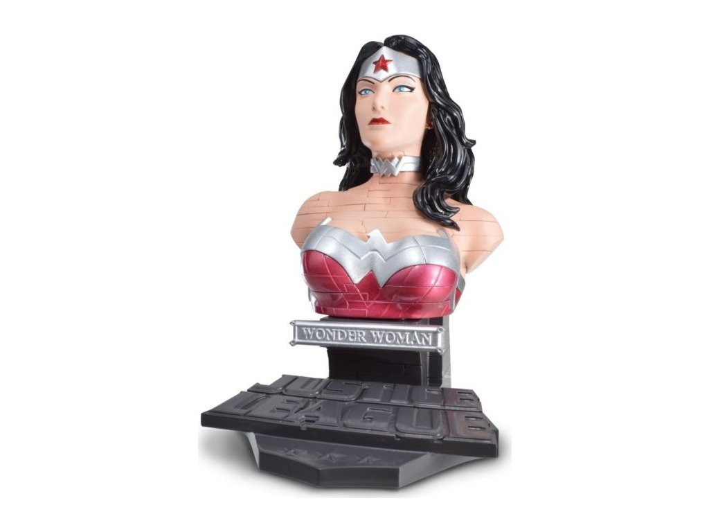 HAPPY WELL 3D Puzzle Justice League: Wonder Woman