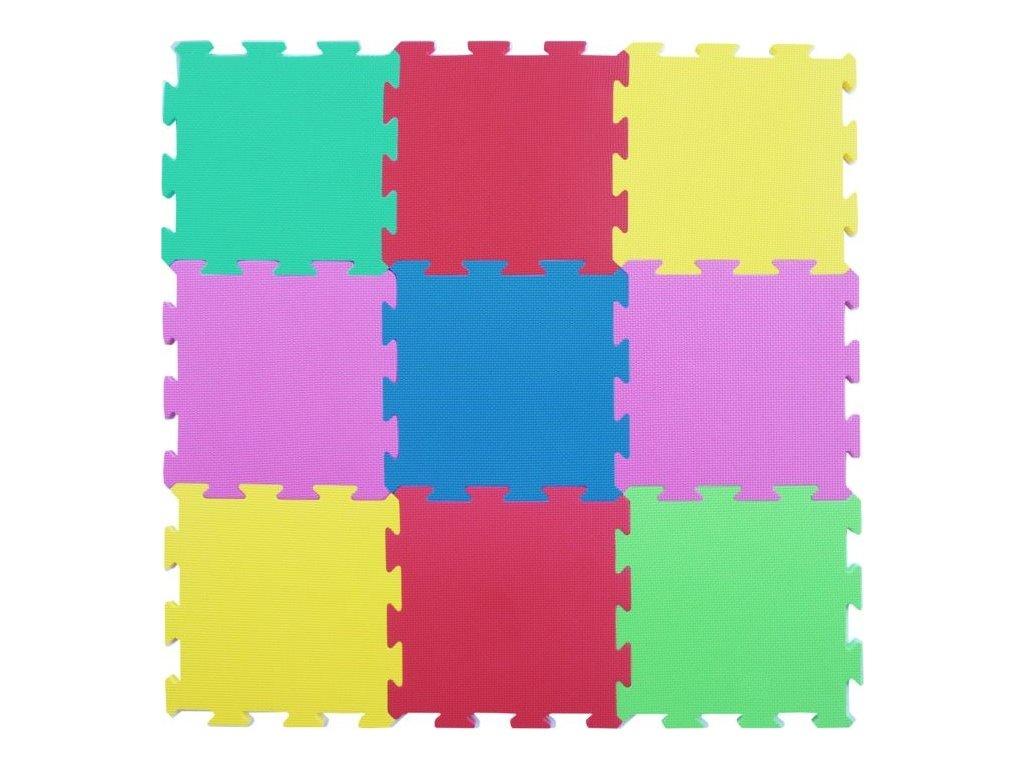 LC Pěnový koberec extra 6 barev 0+