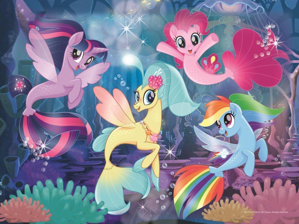 TREFL Puzzle My Little Pony Film 30 dílků