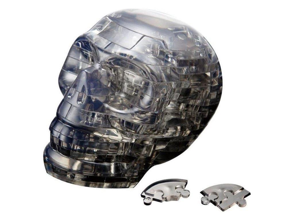 HCM KINZEL 3D Crystal puzzle Lebka 49 dílků