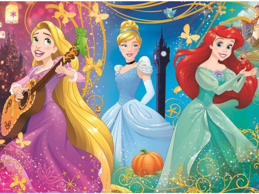 TREFL Puzzle Disney princezny: Kouzelná melodie 30 dílků