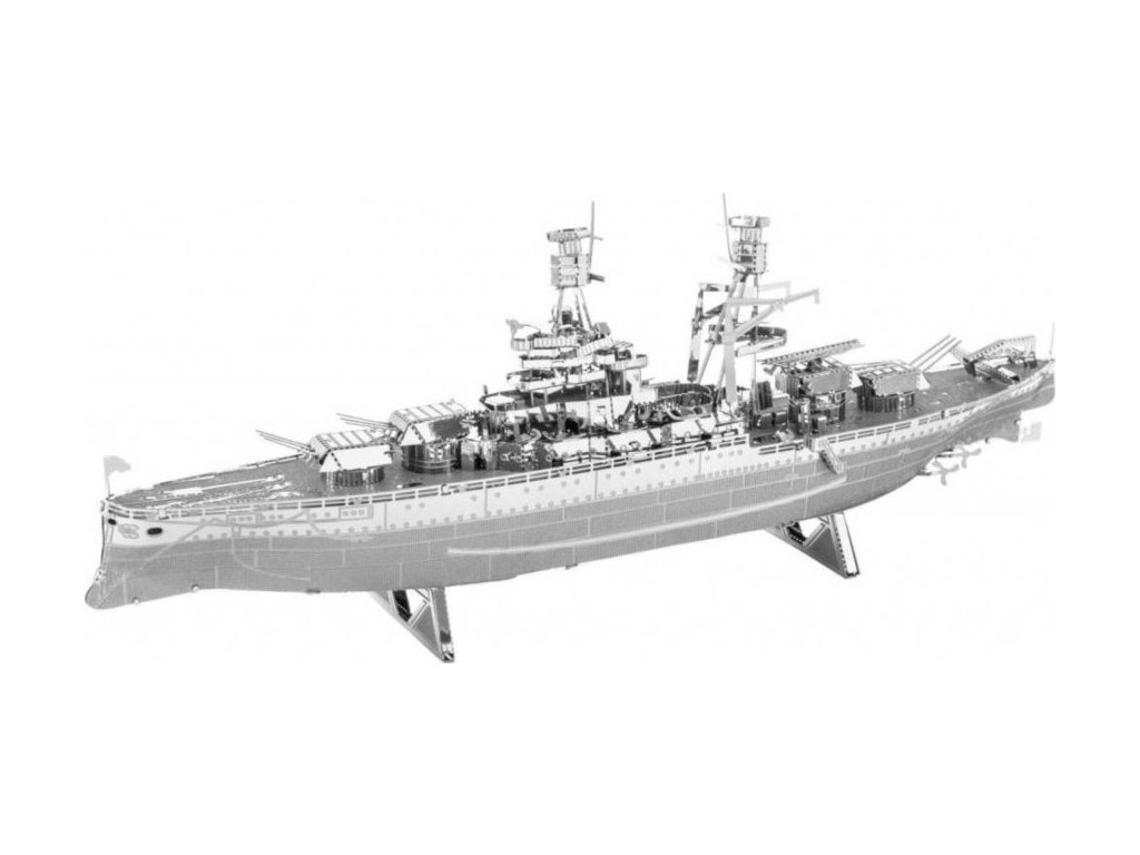 METAL EARTH 3D puzzle USS Arizona