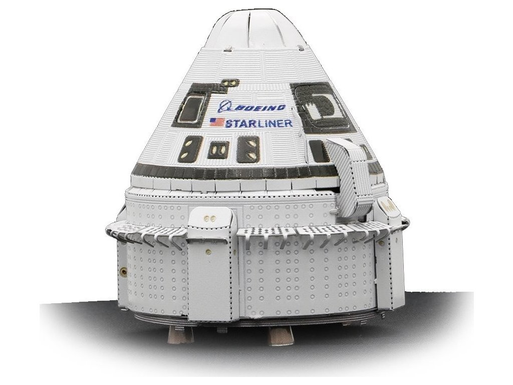 METAL EARTH 3D puzzle Boeing Starliner