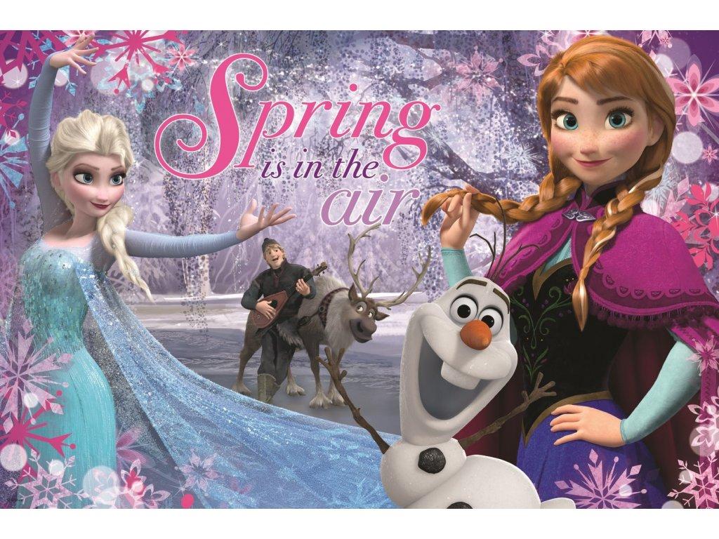 TREFL Puzzle Ledové království: Jaro je ve vzduchu 260 dílků