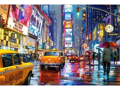 CASTORLAND Puzzle Times square, New York 1000 dílků