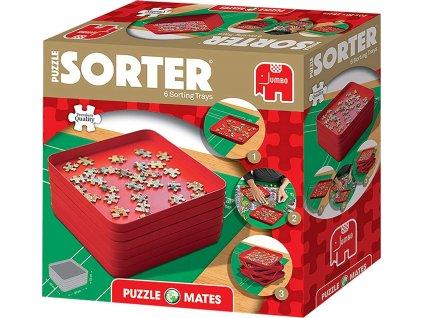 JUMBO Třídiče na puzzle Puzzle Mates