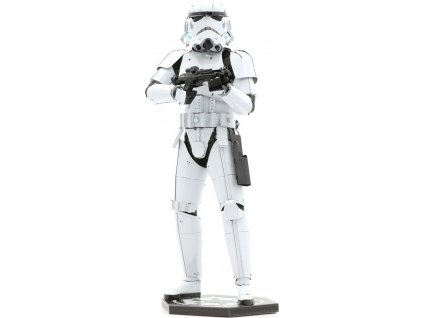 METAL EARTH 3D puzzle Star Wars: Stormtrooper (ICONX)