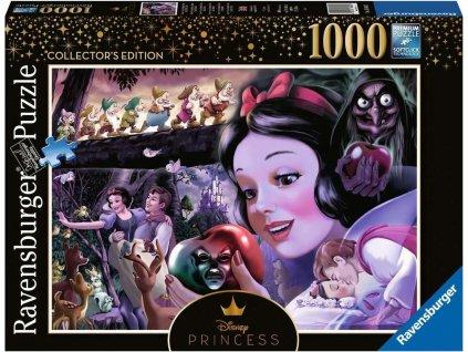 RAVENSBURGER Puzzle Disney hrdinky č.1: Sněhurka 1000 dílků