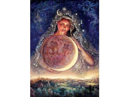 ART PUZZLE Puzzle Měsíční bohyně 1000 dílků