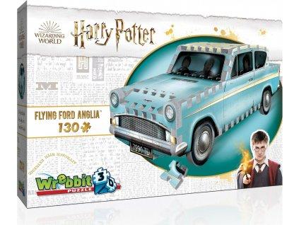 WREBBIT 3D puzzle Harry Potter: Ford Anglia 130 dílků