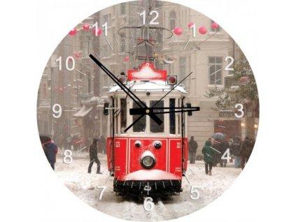ART PUZZLE poškozený obal: Puzzle hodiny Beyoğlu, Istanbul 570 dílků