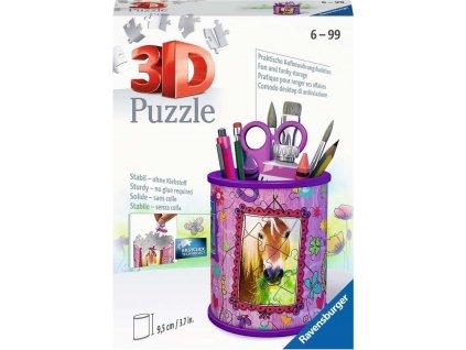 RAVENSBURGER 3D puzzle stojan: Kůň 54 dílků