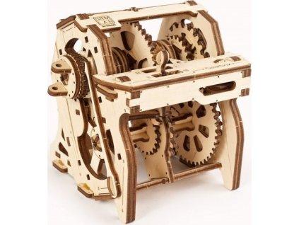 UGEARS 3D puzzle Převodovka 120 dílků