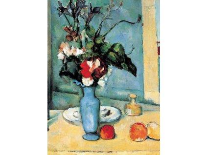EUROGRAPHICS Puzzle Modrá váza 1000 dílků