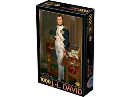 D-TOYS Puzzle Císař Napoleon 1000 dílků