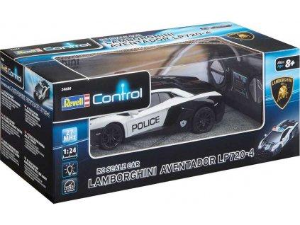 "Autíčko REVELL 24656 - Lamborghini ""POLICE"""