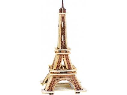 ROBOTIME 3D puzzle Eiffelova věž barevná 22 dílků