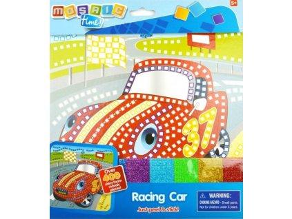 MOSAIC TIME Mozaikový obrázek: Auto