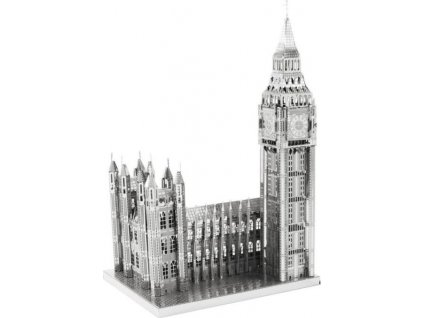METAL EARTH 3D puzzle Big Ben (ICONX)