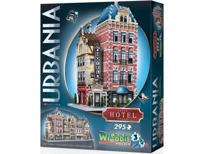 WREBBIT 3D puzzle Urbania: Hotel 295 dílků