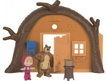 SIMBA TOYS Máša a medvěd: Dům medvěda