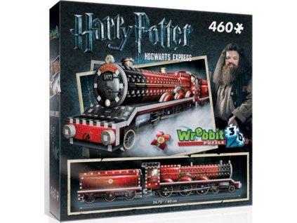 WREBBIT 3D puzzle Harry Potter: Bradavický expres 460 dílků