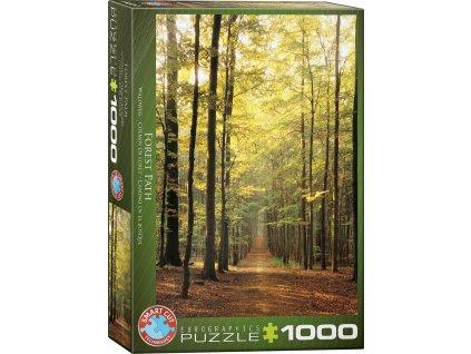 EUROGRAPHICS Puzzle Lesní cesta 1000 dílků