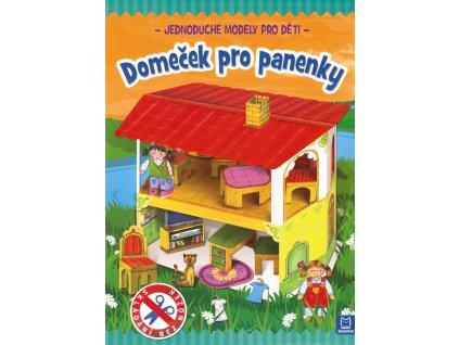 AKSJOMAT Domeček pro panenky – Jednoduché modely pro děti
