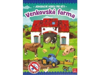 AKSJOMAT Venkovská farma – Jednoduché modely pro děti