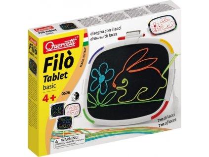 Vyšívací souprava QUERCETTI Filò Tablet Basic