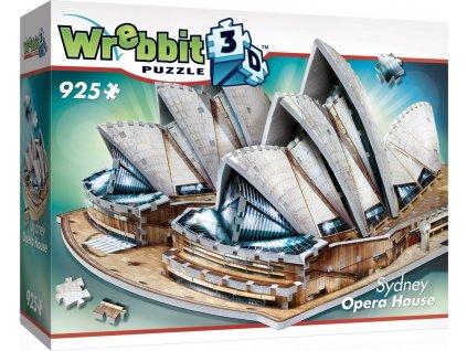 WREBBIT 3D puzzle Opera v Sydney 925 dílků