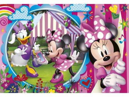CLEMENTONI Puzzle Minnie a Daisy FLOOR 40 dílků