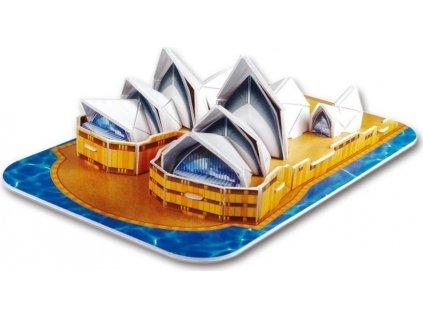 CUBICFUN 3D puzzle Opera 58 dílků