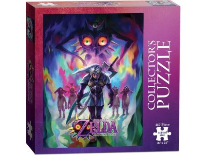 Puzzle The Legend of Zelda: Majora's Mask 550 dílků