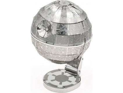 METAL EARTH 3D puzzle Star Wars: Hvězda smrti