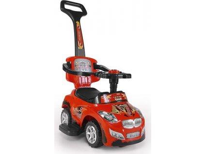 Dětské jezdítko 2v1 Milly Mally Happy red