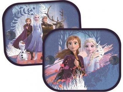 Stínítka do auta 2 ks v balení Disney Frozen II