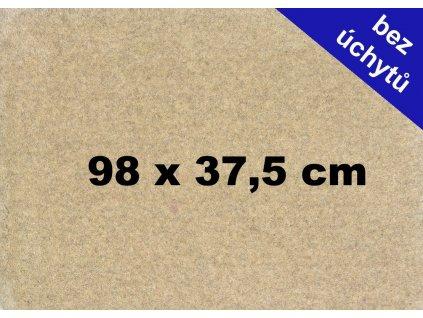 MDF deska na puzzle 98x37,5 cm bez úchytů