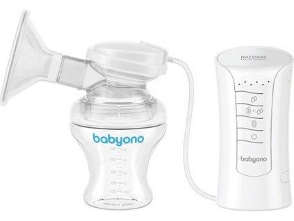 Elektrická odsávačka mléka 3v1 Baby Ono