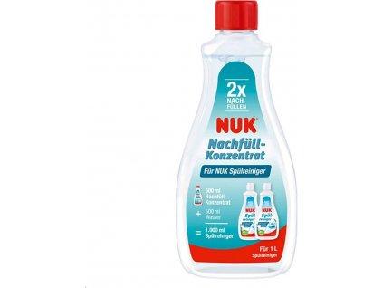 Mycí prostředek NUK- náhradní koncentrované balení 500 ml