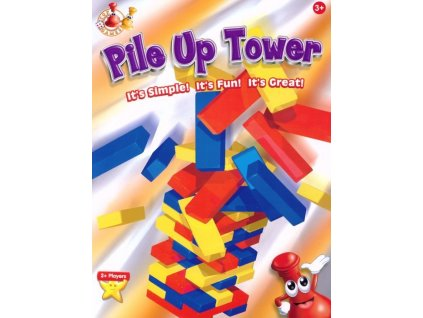 Cestovní hra Postav věž