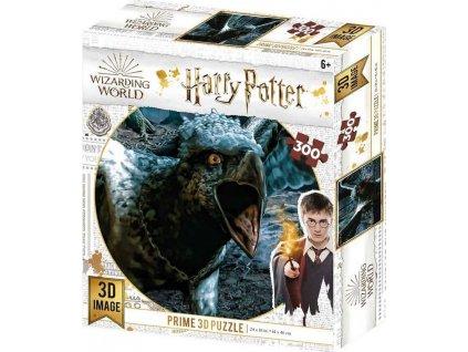 PRIME 3D Puzzle Harry Potter: Klofan 3D XL 300 dílků