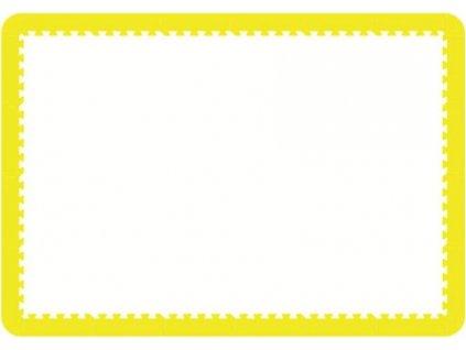 MALÝ GÉNIUS Okraje pro MAXI 24, 8mm (žluté)