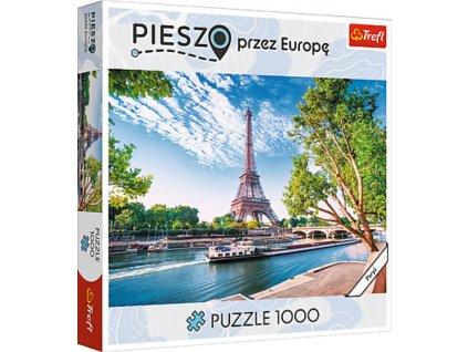 TREFL Puzzle Paříž 1000 dílků